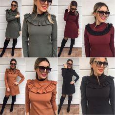 Ich materiál a dizajn je absolútny luxus  Sú vhodné na akúkoľvek príležitosť  v nich budeš zaručene krásna   Dostupné veľkosti SM Cena 3890  Dodanie do 24.hod. v prípade záujmu nás kontaktuj do správy  alebo si ich môžeš objednať  na  www.tvojstyl.fashion