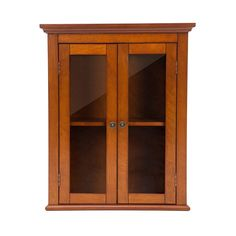 Glitzhome Wooden Bathroom Wall Storage Cabinet with Double Doors * For more information, visit image link. Kitchen Wall Colors, Kitchen Decor Themes, Bathroom Wall Storage, Wooden Bathroom, Washroom, Bathroom Furniture, Home Furniture, Furniture Makeover, Furniture Design