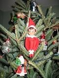 Elf on a shelf!!!