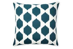 Isabella Ikat 20x20 Pillow | i have this in brown