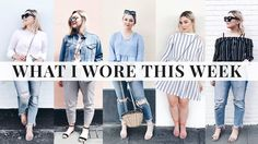 WHAT I WORE THIS WEEK   HOW I STYLE HIGH STREET CLOTHES   I Covet Thee