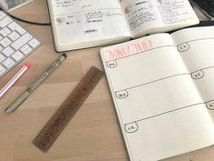 Ich bereite mein neues Bullet Journal vor. Aufregend! - Mamaskind.de Notebook, Bullet Journal Notebook, Playground, Kids, The Notebook, Exercise Book, Notebooks