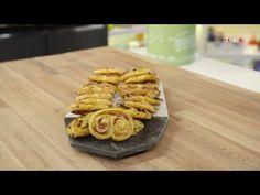 Αλμυρά palmier   Ώρα Για Φαγητό με την Αργυρώ   14/04/2021 - YouTube Oras, Waffles, Breakfast, Food, Youtube, Morning Coffee, Essen, Waffle, Meals