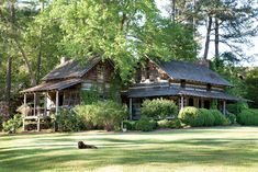 House Tour: Cabin Fever, Garden and Gun