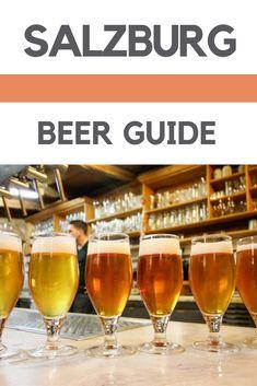 Salzburg Beer Guide: Where to Eat & Drink in Salzburg Austria | Food Guide | Restaurant Tips Salzburg | Brewery Tour