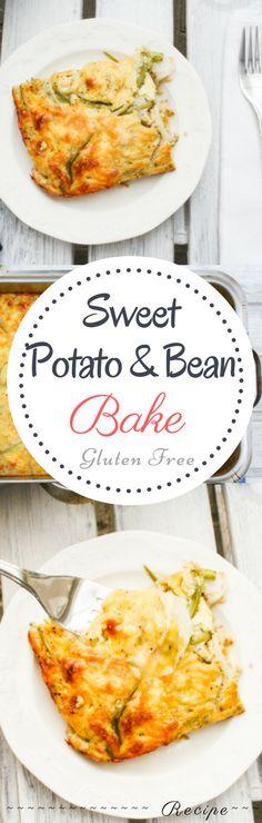 Sweet Potato and Bean Bake Recipe