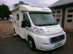 Rapido 603 E S Hartley Ltd
