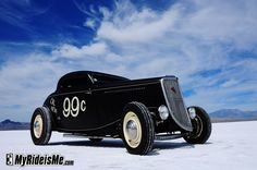 From the Speed Week 2011 Hot Rods story: http://www.myrideisme.com/Blog/hot-rods-bonneville-speed-week-2011/