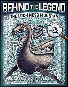 Víctor Rivas Ilustrador: The Loch Ness Monster (Behind the Legend)
