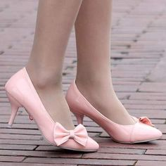 E99 free shipping size 33 43,$5 off per $100 order,wholesale,leather,women shoes,lady's kitten heels lovely wedding shoes-in Pumps from Shoes on Aliexpress.com