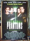 Phantoms movie poster Peter O'Toole Rose McGowan Joanna Going Leiv Schreiber - Going, Joanna, Leiv, McGowan, Movie, O'Toole, Peter, Phantoms, Poster, ROSE, Schreiber