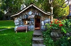 earl young mushroom houses charlevoix mi - Bing Images