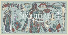 Sequillo 2014 on Behance
