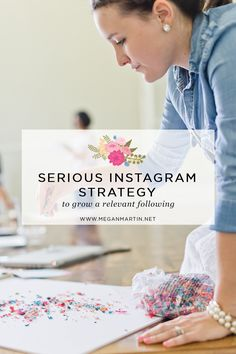 How to Grow Your Instagram Following for Creatives on Megan Martin Creative