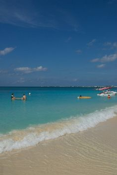 Cayman Islands - some of the best beaches in the Caribbean - undoubtedly. Some of the best in the world? We like to think so :-)
