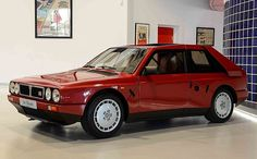 Twincharged Hunchback: 1985 Lancia Delta S4 Stradale