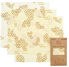 Bees Wrap Large 3 Pack Eco Friendly Reusable Food Wraps Sustainable Plastic Free Food Storage Each Wrap Measures 13 x 14 Plastic Wrap For Food, Reusable Food Wrap, Bees Wrap, Sweet Paul, Beeswax Food Wrap, Sustainable Food, Sustainable Living, Wrap Recipes, Food Storage