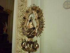 Virgen de los Ángeles. Autor desconocido. Distrito Los Ángeles, San Ramón, Alajuela