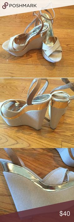 Spotted while shopping on Poshmark: Wedges! #poshmark #fashion #shopping #style #Shoes