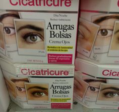 New!Cicatricure (Arrugas y Bolsas) Eyes Wrinkles and Bags