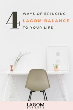 We will share how to apply Lagom way of thinking in your life in order to make your life easier, healthier, more enjoyable and less expensive for you. Minimal Living, Your Life, Wellness, Make It Yourself, Lifestyle, How To Make, Furniture, Home Decor