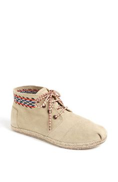 TOMS 'Alarco Desert Botas' Chukka Boot-every pair you buy, Tom's gives a new pair of shoes to a child in need.