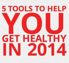 5 Tools To Help You Get Healthy in 2014 from USNews.com. The Pinterest Diet is included in the list!
