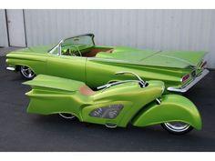 Arlen Ness - Impala Bike...