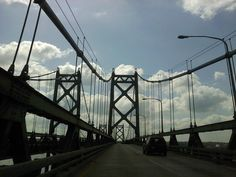 I-74 Bridge  Bettendorf,IA~ Moline, IL ~ Awe inspiring unless you're stuck on it in a traffic jam! UGH!