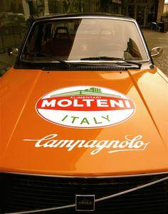 Molteni Campagnolo Team Car