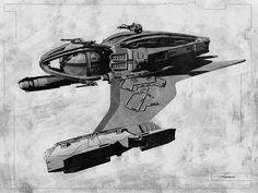 concept ships: THOR: