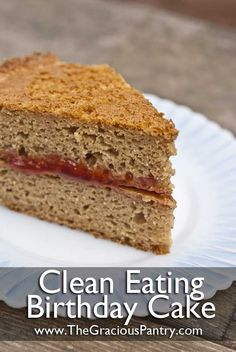 Clean Eating Birthday Cake. Going to make it with her chocolate pumpkin icing.