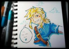 New Link by Racuun