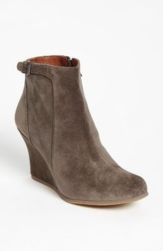 Lanvin Wedge Boot available at #Nordstrom