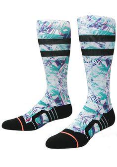 069c9fd22c3 STANCE Typhoon - Snowboard Socks for Women - Purple - Planet Sports in L  Snowboarding,