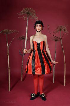 """Adventure time"" ph, costume designer, decorations: Ksenia Alizabal md: Anna Starodubtseva muah: Anna Solana assistant: Egor"
