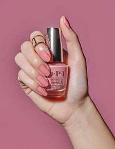 "Some would call this shade ""Millennial Pink"" - we call it Excuse Me Big Sur"