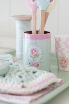 Minty House Blog: Pastel love constantly