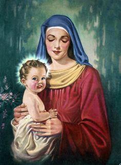 Madonna & Child (Unknown)