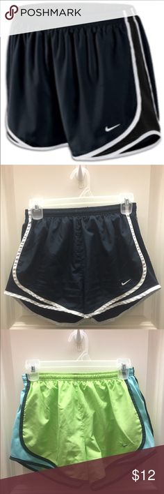 Women's Small Nike Running Shorts Never worn small women's Nike running shorts in 3 different colors. 1 for $10. 2 for $18. 3 for $25. Nike Shorts