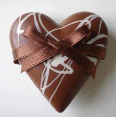 Chocolate Heart ♥♥♥♥ ❤ ❥❤ ❥❤ ❥♥♥♥♥