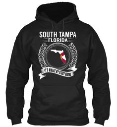 South Tampa, Florida - My Story Begins
