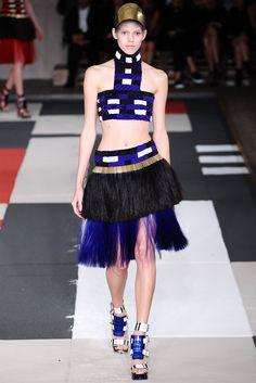 Alexander McQueen Spring 2014 Ready-to-Wear Collection Photos - Vogue
