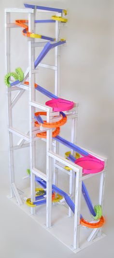 Paper Roller Coasters.com Gallery