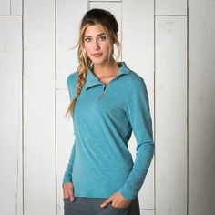 Women's Swifty Quarter Zip | Toad&Co ~ Toad&Co Activewear