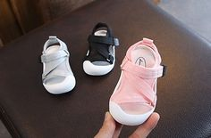 2019 Toddler Shoes Non-Slip Breathable High Quality Kids Ant.- 2019 Toddler Shoes Non-Slip Breathable High Quality Kids Anti-collision Shoes Item specifics Department Name: Baby Item Type: First Walkers Gender: Unisex Upper Material: Mesh (Air mesh)… - Cute Baby Shoes, Baby Girl Shoes, Kid Shoes, Girls Shoes, Baby Girls, Infant Girl Shoes, Size 2 Baby Shoes, Best Baby Shoes, Toddler Boy Shoes
