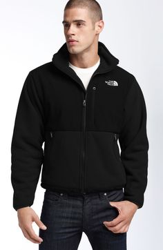 The North Face Men's Denali Jacket Black