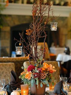 If you are planning a cozy and traditional Christmas wedding, table centerpieces can turn out to be your real show stealers. Amazing designs with candles, pine cones, ornaments, and wood slices can add festive vibes to your wedding decor. These centerpieces look beautiful in any form. Whether you...