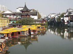 Yangtze River, Nanjing, China