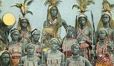 The Amazons of Dahomey